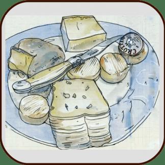 Produits laitiers et fromages