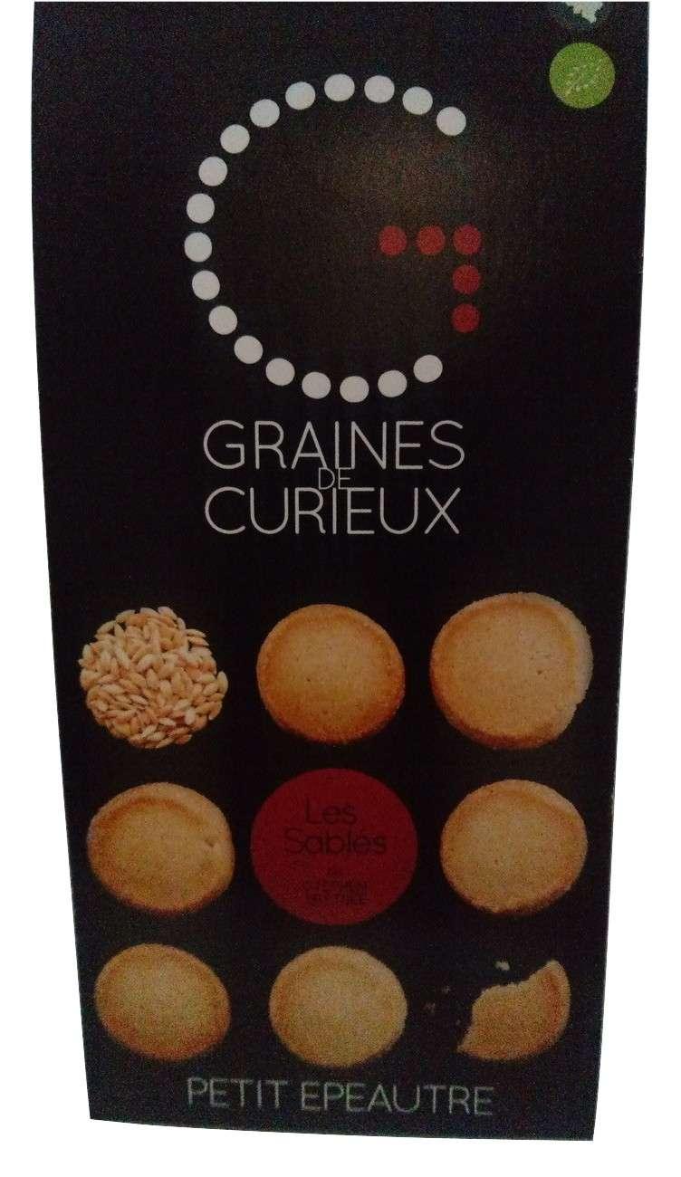 Biscuits sabl s au petit peautre paquet 100 gr le - Cuisiner le petit epeautre ...